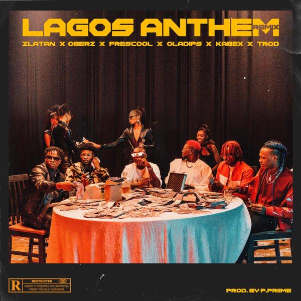 Zlatan Lagos Anthem Remix Lyrics