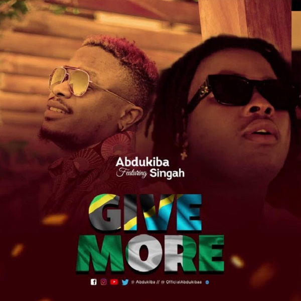 Abdukiba Give More Lyrics