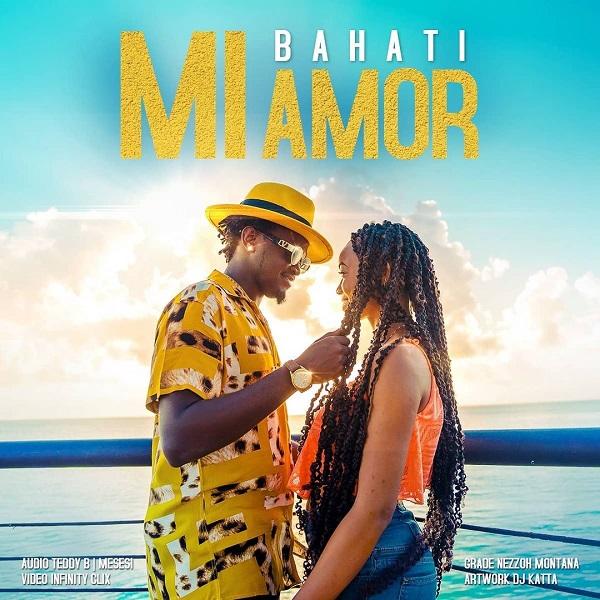 Bahati Mi Amor Lyrics