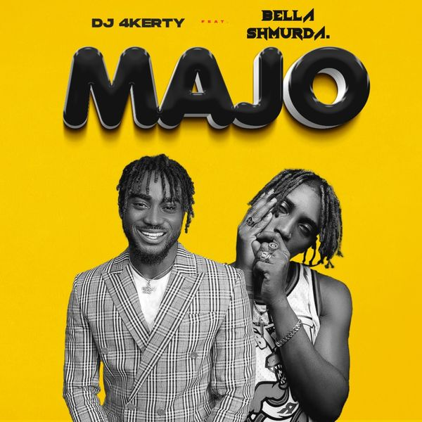 DJ 4kerty Majo Lyrics