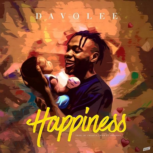 Davolee Happiness Lyrics