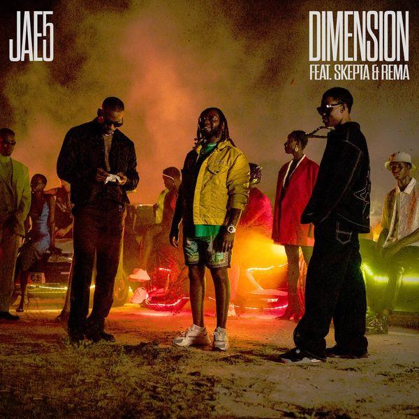 JAE5 Dimension Lyrics