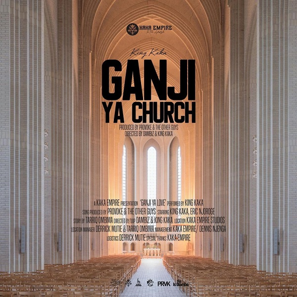 King Kaka Ganji ya Church Lyrics