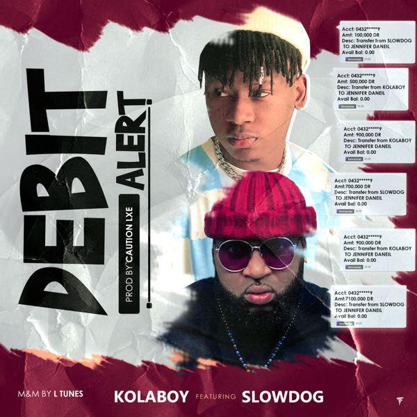 Kolaboy Debit Alert Lyrics