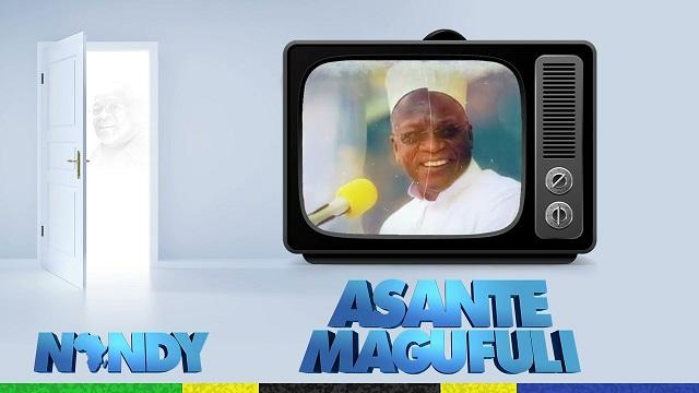 Nandy Ahsante Magufuli Lyrics