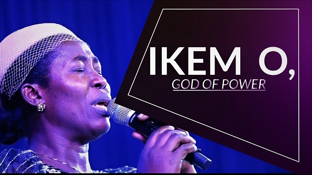 Osinachi Nwachukwu God of Power Lyrics