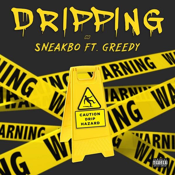 Sneakbo Dripping Lyrics
