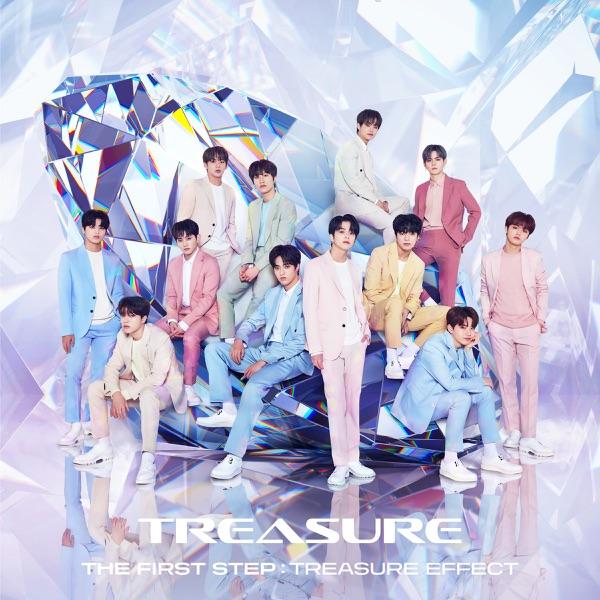 TREASURE THE FIRST STEP TREASURE EFFECT Album Lyrics