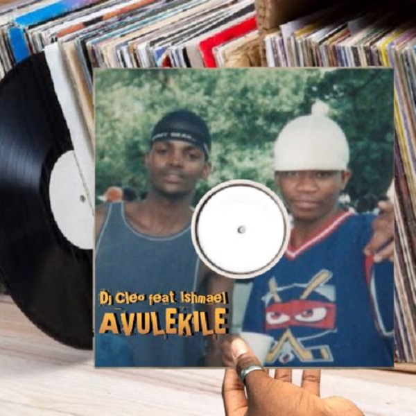 DJ Cleo Avulekile Lyrics