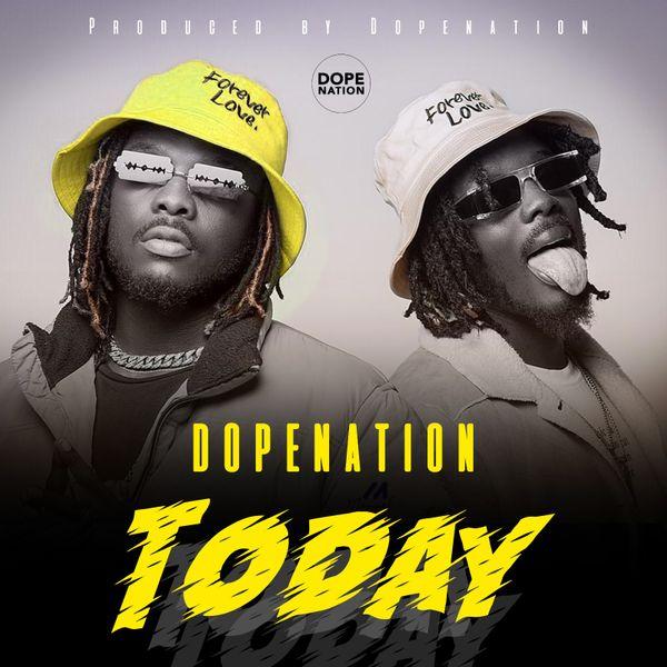 DopeNation Today Lyrics