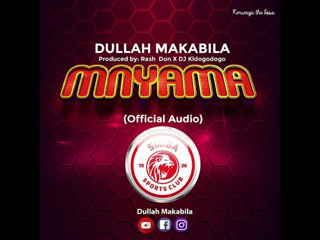 Dulla Makabila Mnyama Lyrics