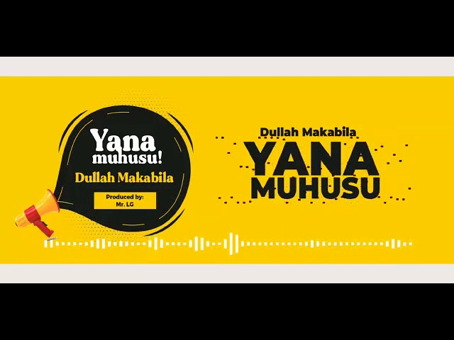 Dulla Makabila Yanamuhusu Lyrics