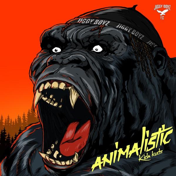 Kida Kudz Animalistic Lyrics