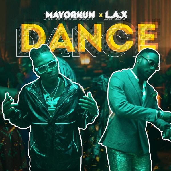 Mayorkun Dance Lyrics