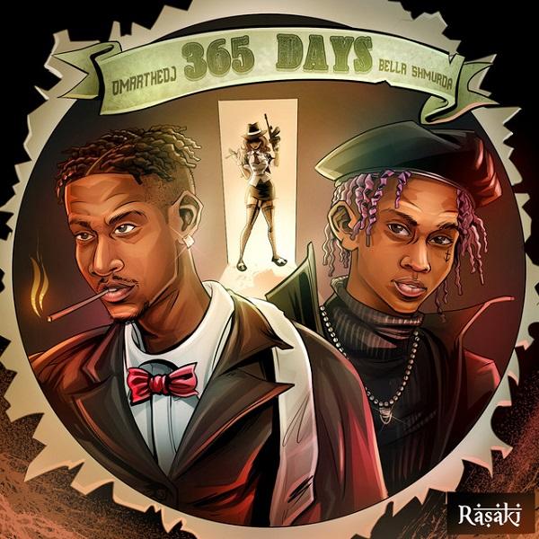 OmartheDJ 365 Days Lyrics