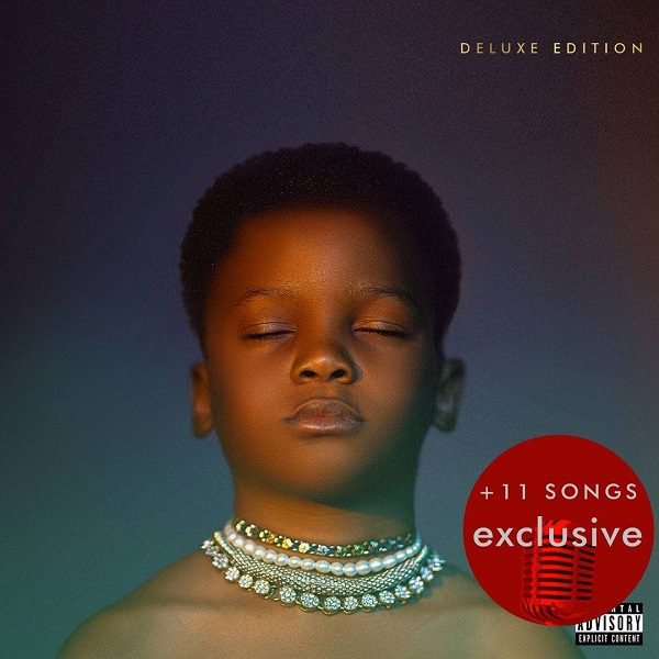 Ric Hassani The Prince I Became Deluxe Album and Tracklist Lyrics