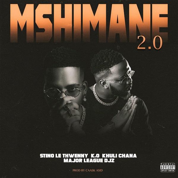 Stino Le Thwenny Mshimane 2.0 Lyrics