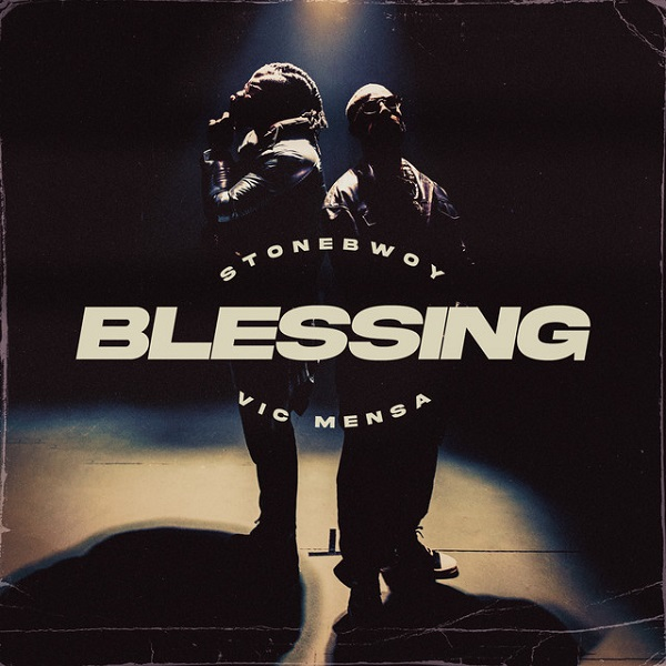 Stonebwoy Blessing Lyrics