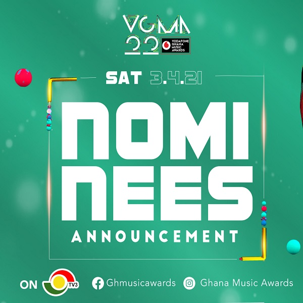 VGMA 2021 Nominees