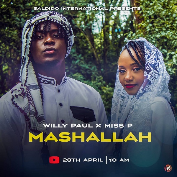 Willy Paul Mashallah Lyrics