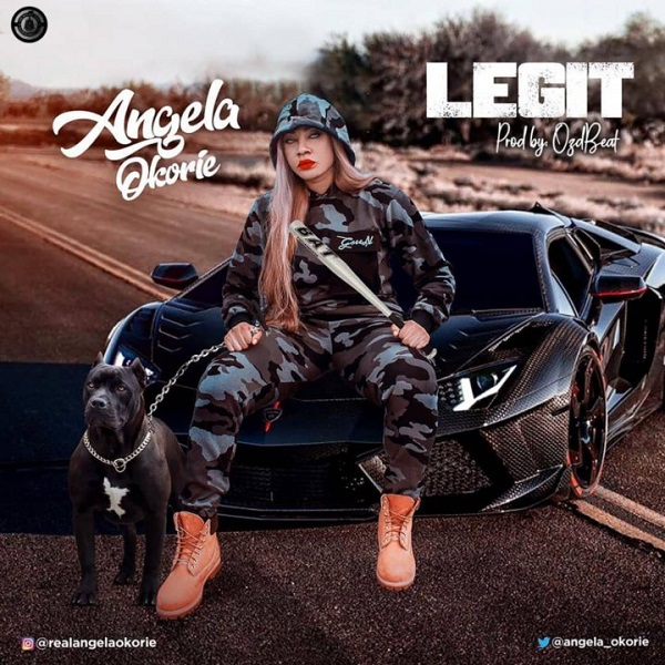 Angela Okorie Legit Lyrics