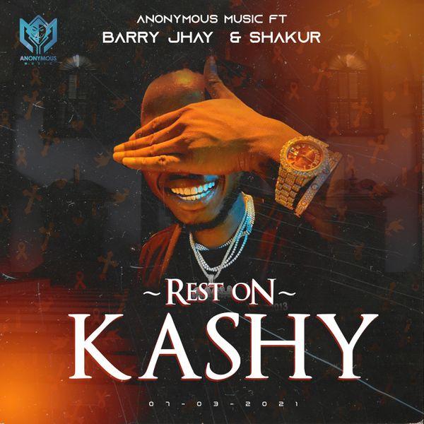Barry Jhay Rest On Kashy Lyrics