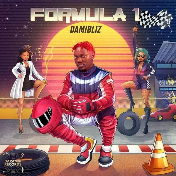 DAMIBLIZ Formula 1 Lyrics