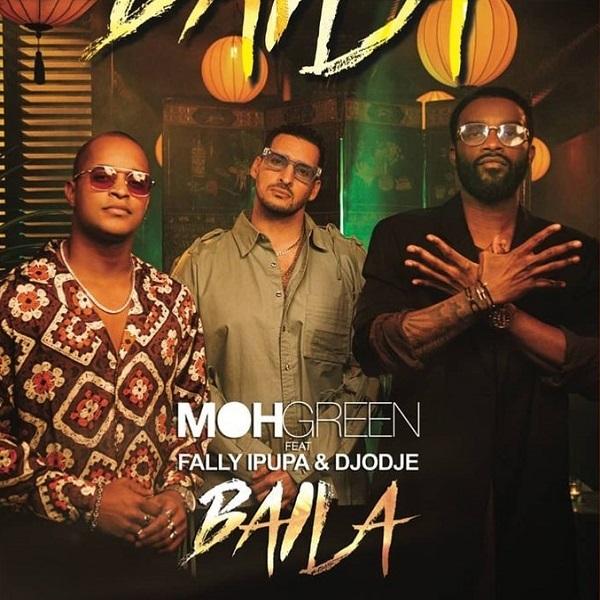 DJ Moh Green Baila Lyrics