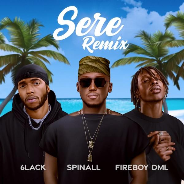 DJ Spinall Sere Remix Lyrics