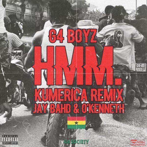 G4 Boyz Hmm Remix Lyrics