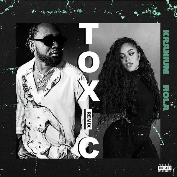 Kranium Toxic Remix Lyrics