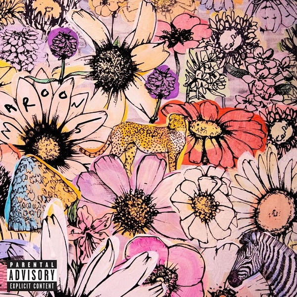 Maroon 5 JORDI Album Lyrics Tracklist
