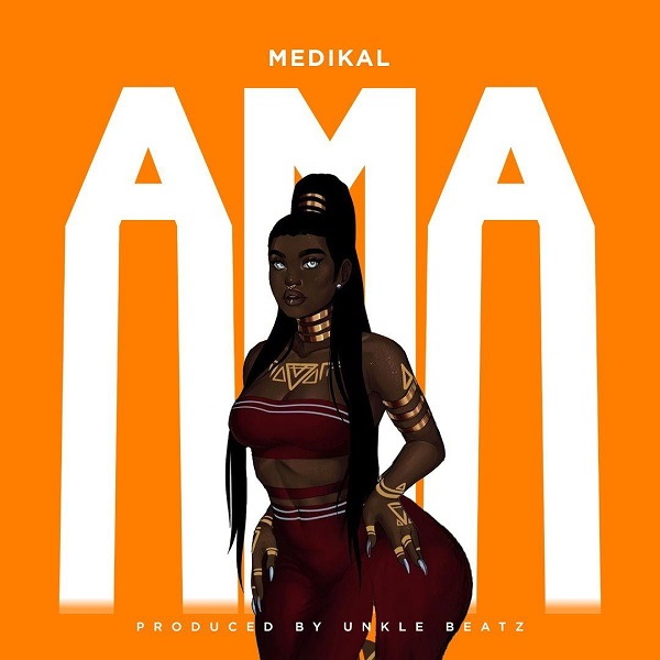 Medikal AMA Lyrics