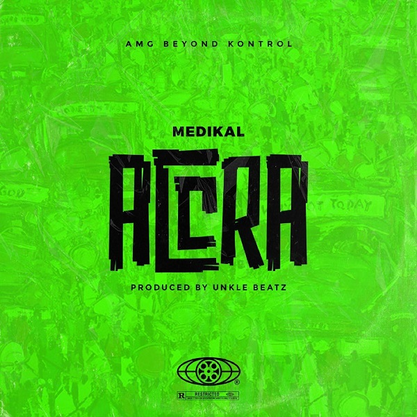 Medikal Accra Lyrics