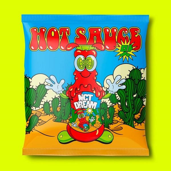 NCT DREAM 맛 Hot Sauce Album Lyrics