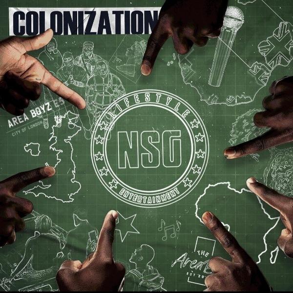 NSG Colonization Lyrics