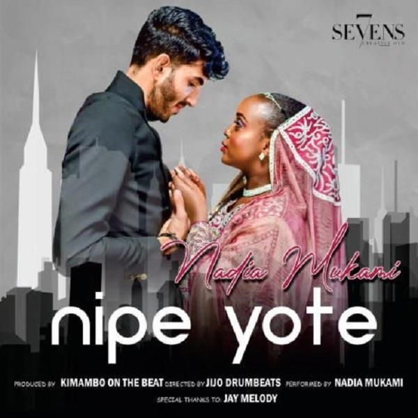 Nadia Mukami Nipe Yote Lyrics