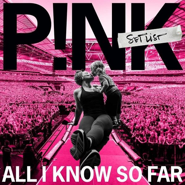 Pink All I Know So Far Lyrics