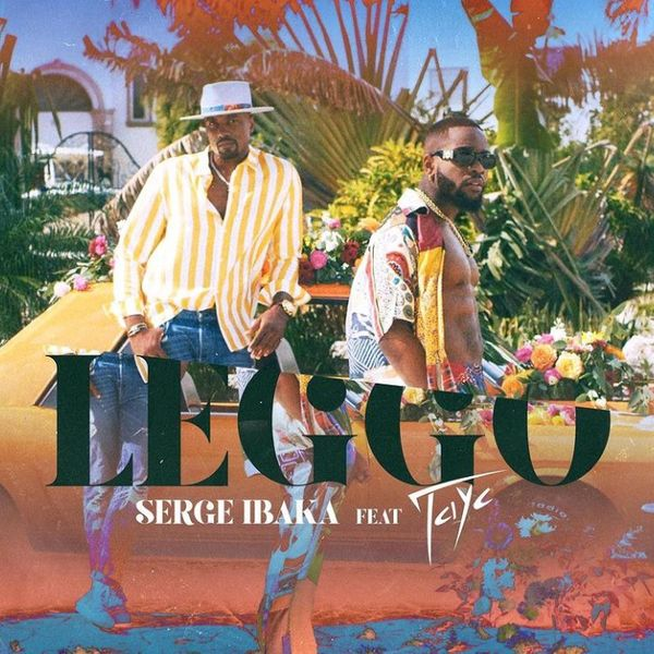 Serge Ibaka LEGGO Lyrics
