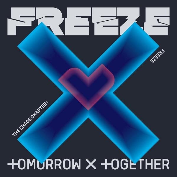 TXT The Chaos Chapter FREEZE Album Lyrics