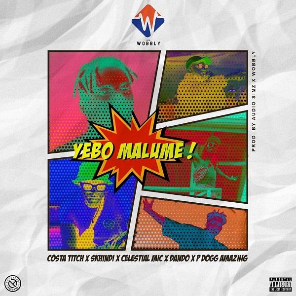 Wobbly Yebo Malume Lyrics