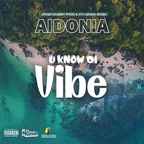 Aidonia U Know Di Vibe Lyrics