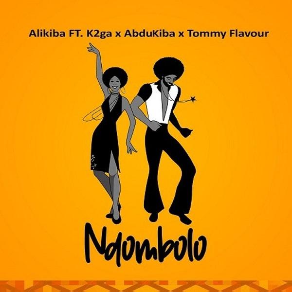 Alikiba Ndombolo Lyrics