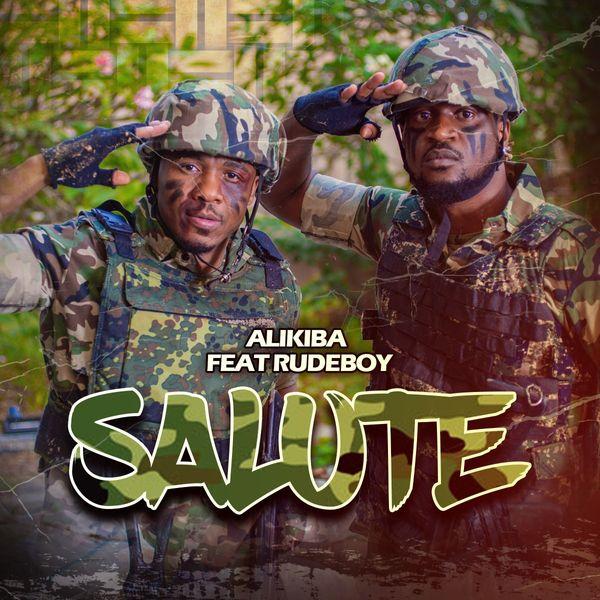 Alikiba Rudeboy Salute Lyrics