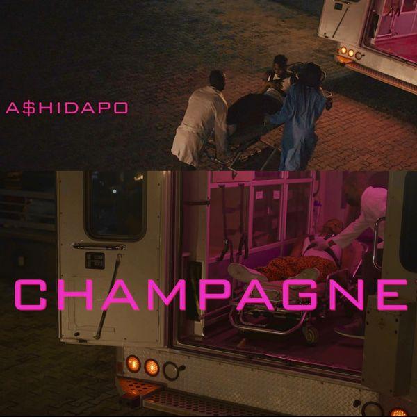 Ashidapo Champagne Lyrics