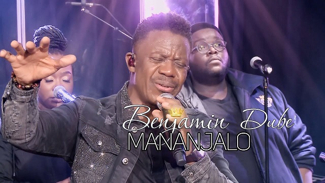 Benjamin Dube Mananjalo Lyrics