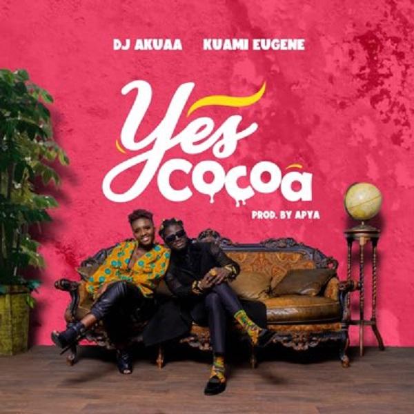 DJ Akuaa Yes Cocoa Lyrics