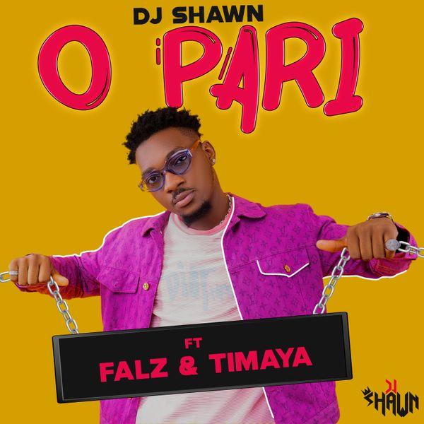 DJ Shawn O Pari Lyrics