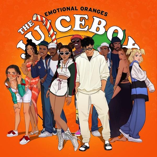 Emotional Oranges The Juicebox EP Lyrics Tracklist