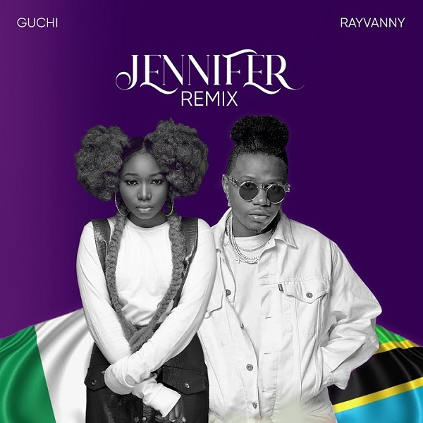 Guchi Jennifer Remix Lyrics